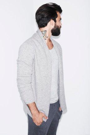 zara menswear - homewear 2012